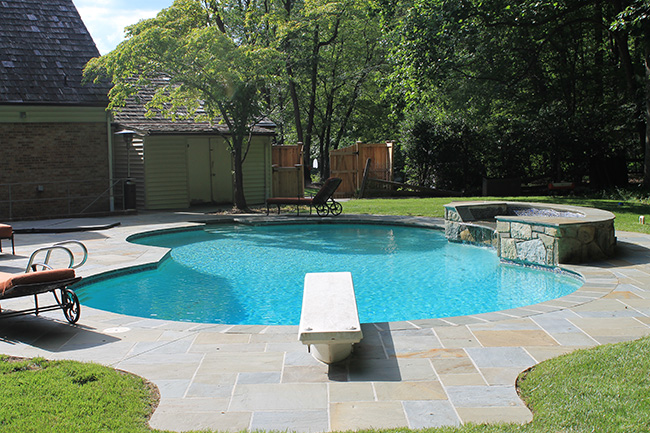 Pool Surrounds Portfolio
